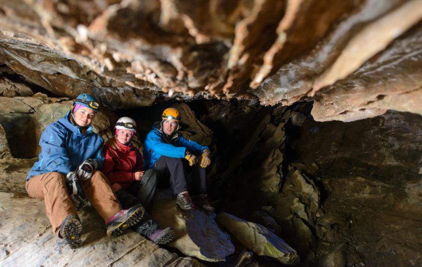 Grottetur i Dumdalen